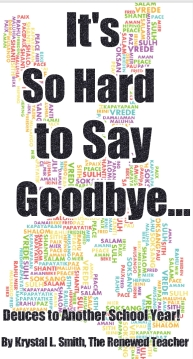 Its So Hard to Say Goodbye